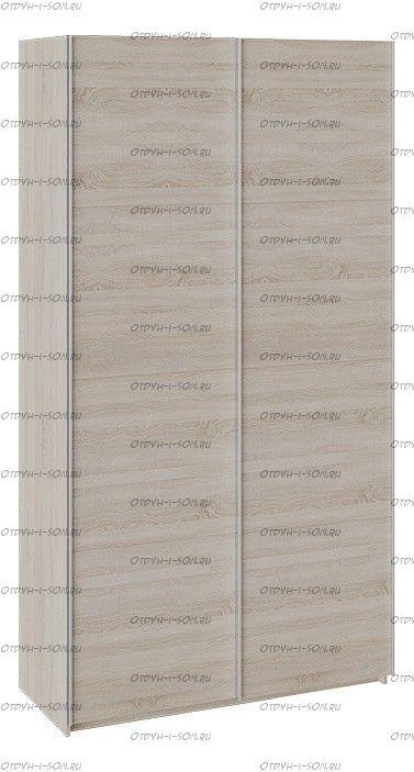 Шкаф-купе 2-х дверный Траст СШК 2.120.60-11.11 (1200x580x2300) Дуб Сонома, Дуб Сонома/Дуб Сонома