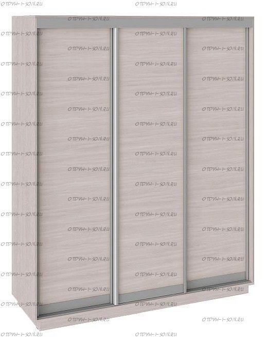 Шкаф-купе 3-х дверный Румер СШК 1.180.60-11.11.11 Ясень шимо, Ясень шимо/Ясень шимо