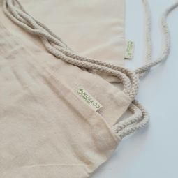 рюкзаки из органического хлопка