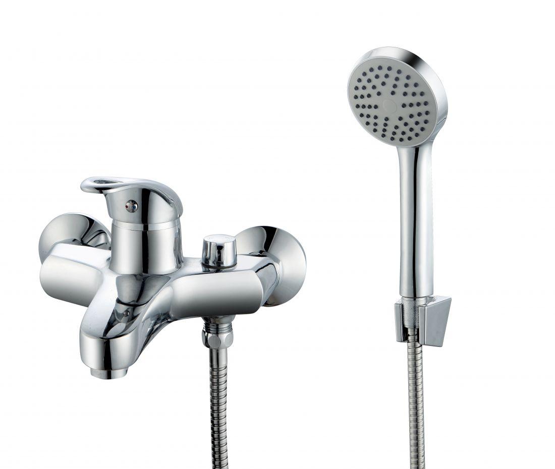 Смеситель для ванны с душем TSARSBERG TSB-848-1109 тип См-ВОРНШлА