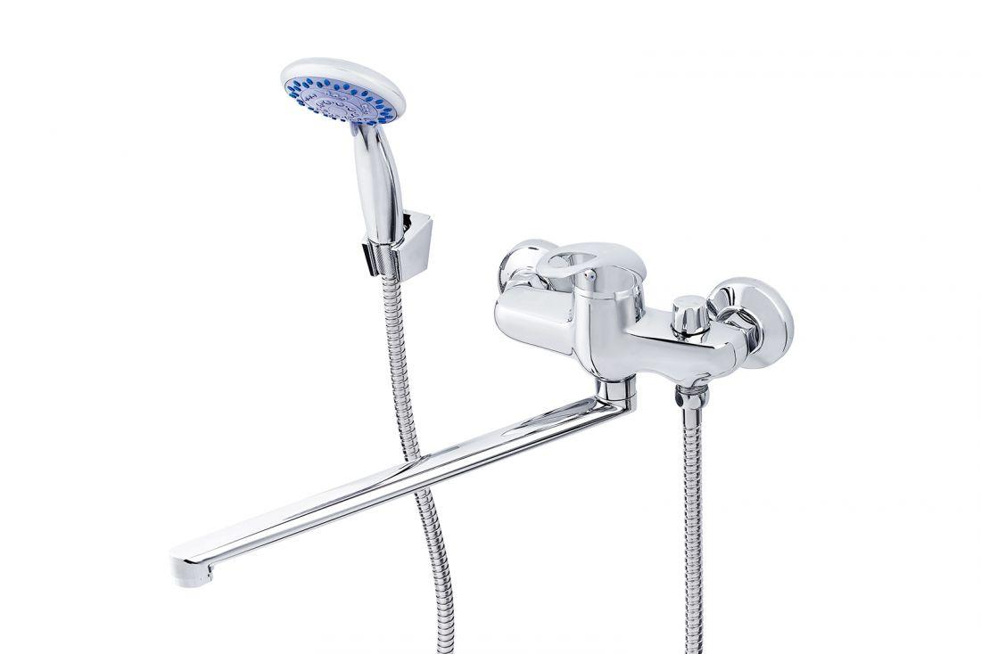 Смеситель для ванны с душем TSARSBERG TSB-942-1207 тип См-ВУОРНШлА