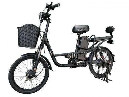 Электровелосипед Колхозник R1 2021