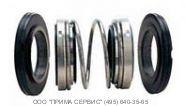Торцевое уплотнение 560D/25 mm CAR/CER/NBR