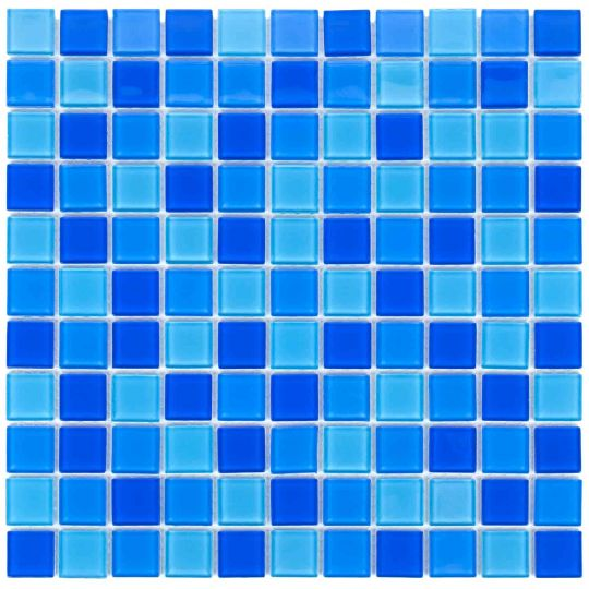 Мозаика стеклянная Aquaviva Jamaika Cristall Light DCM302