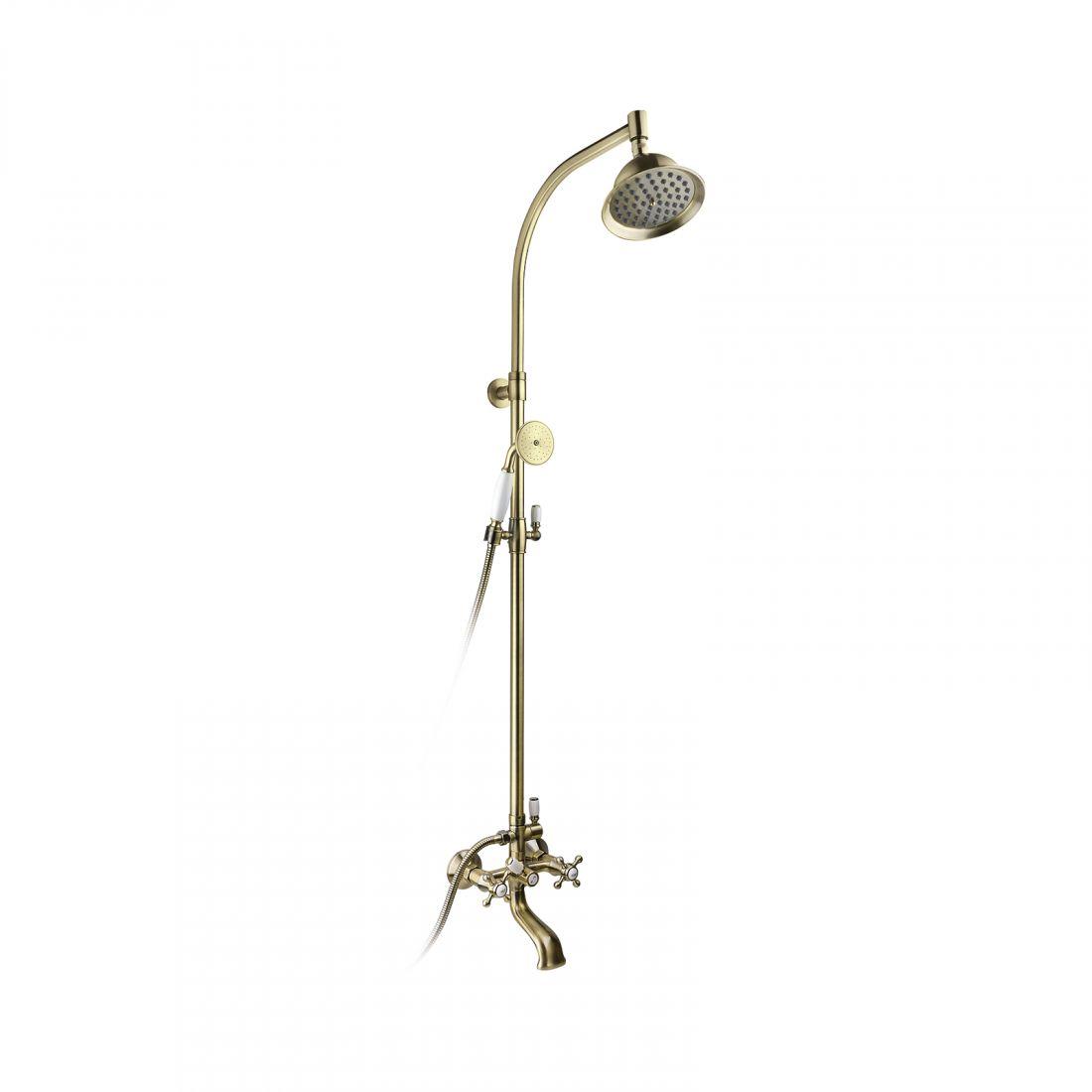 Душевая система Timo Nelson 3-х режимная (SX-1090/02 antique)