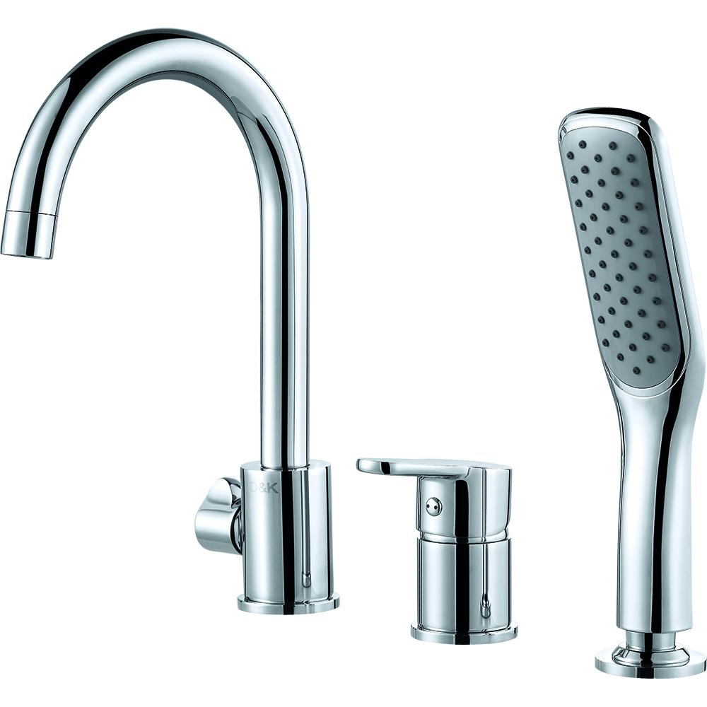 Смеситель для ванны D&K Rhein Marx (DA1394901)