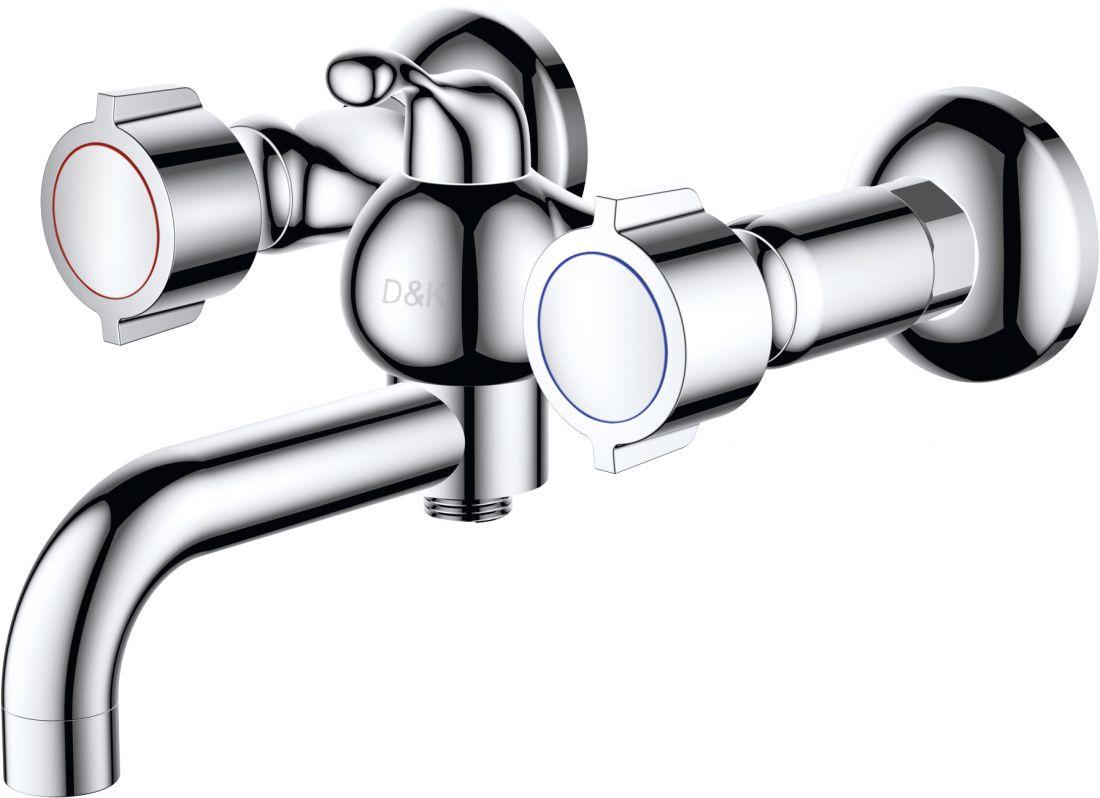 Смеситель для ванны D&K Hessen Torhall (DA1413241)