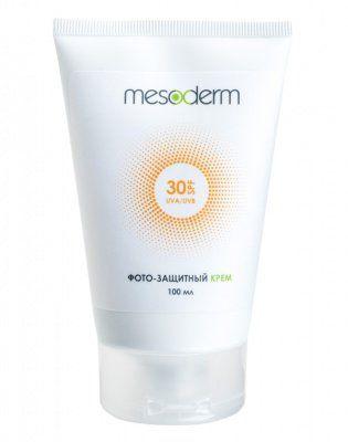 Фото-защитный крем SPF 30 Проф MESODERM (Мезодерм) 100 мл