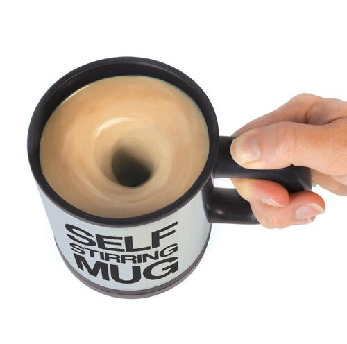 Кружка мешалка Self Stirring Mug (06250)