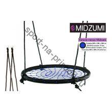 Качели-гнездо Midzumi 100 см Синий