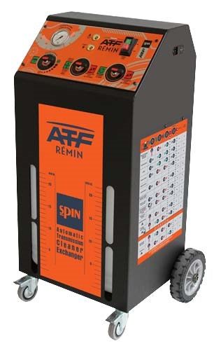 ATF REMIN - установка для промывки и замены масла в АКПП, ручное управление