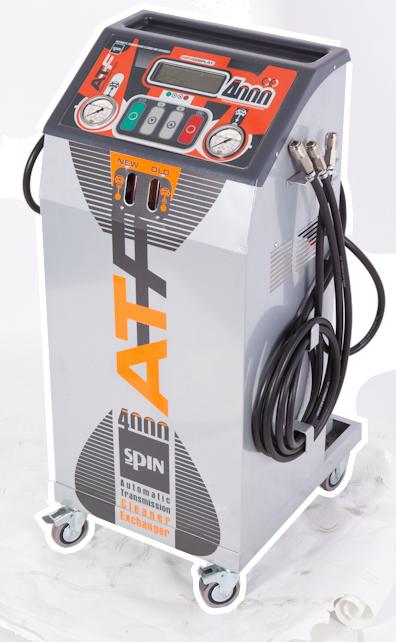 ATF 4000 PROFI+, установка для замены жидкости в АКПП, расширенный комплект адаптеров, автомат