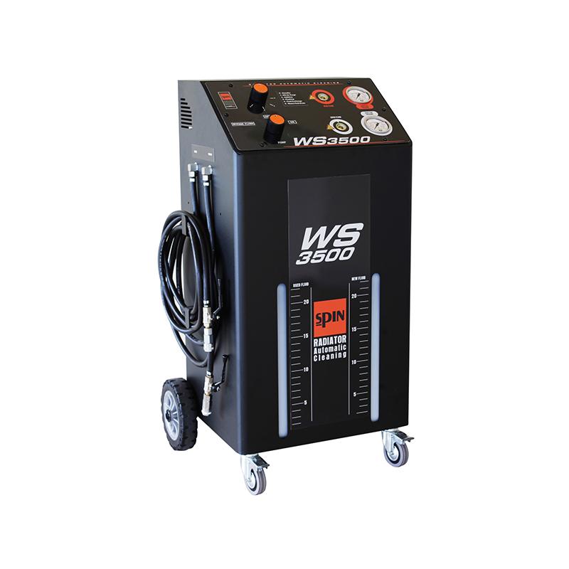 WS3500 - установка для промывки радиаторов и замены охлаждающей жидкости полуавтоматическая