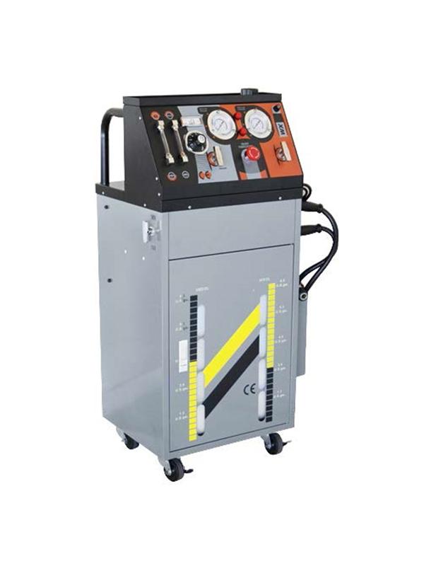 WS3000 PLUS - установка для промывки радиаторов и замены охлаждающей жидкости с подогревом, 220 В