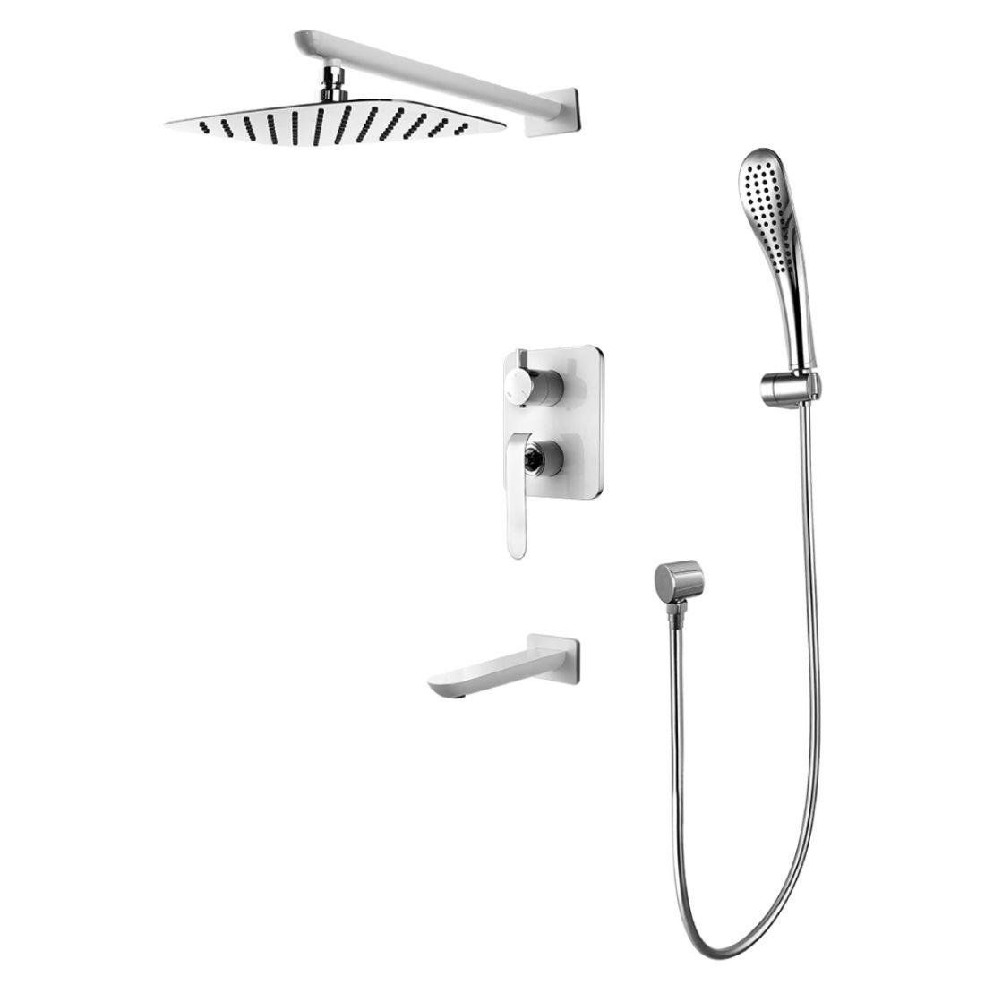 Душевая программа для ванны Lemark Melange (LM4922CW)