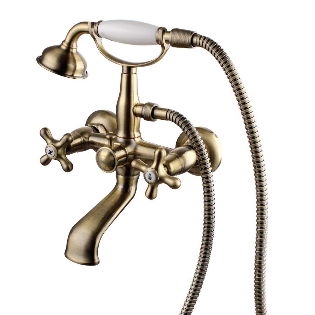 Смеситель для ванны Lemark Vintage (LM2812B)