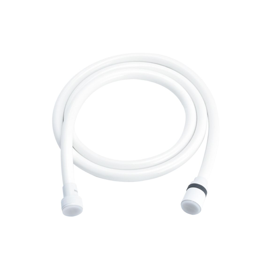 Шланг душевой Lemark (LE8026P-White) ПВХ, 150 см, TURN-FREE