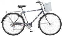 """Городской велосипед STELS Navigator 350 Gent 28 Z010 20"""" Серый (LU085344 LU084719)"""