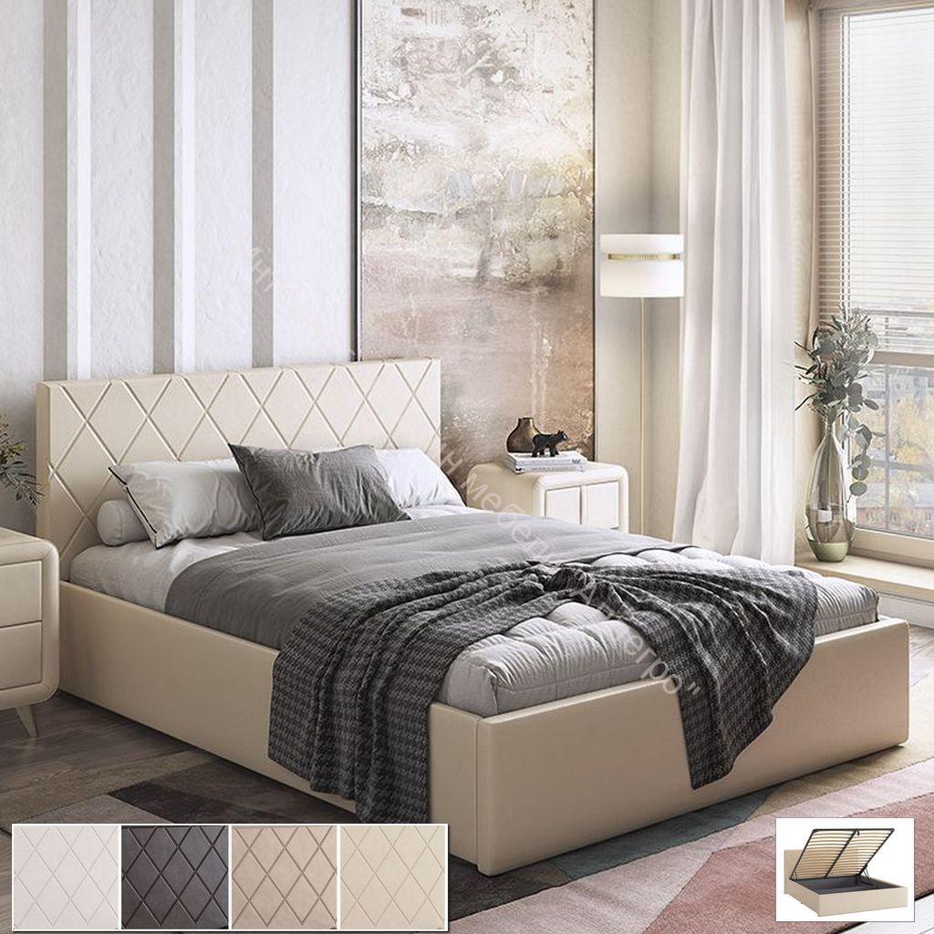 Кровать 1.6 Ника с подъем. механизмом