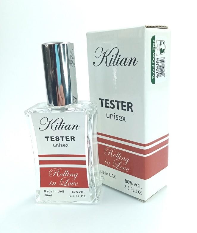 By Kilian Rolling in Love (unisex) - TESTER 60 мл