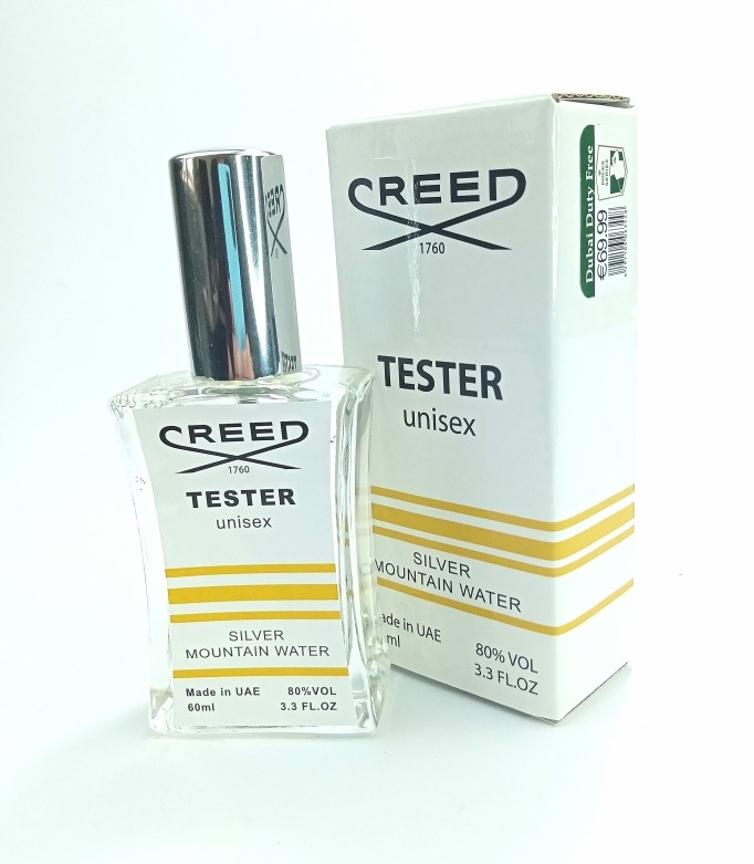 Creed Silver Mountain Water (unisex) - TESTER 60 мл