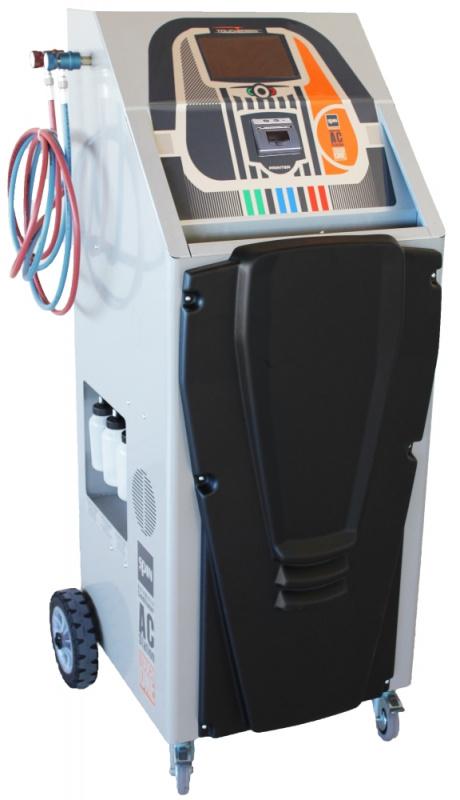 BREEZE TOUCH BUS PRINTER - установка для заправки кондиционеров автобусов, автомат, принтер