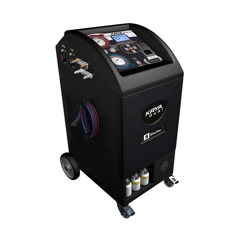 KRYA DUAL PLUS PRINTER - установка для заправки кондиционеров, автомат