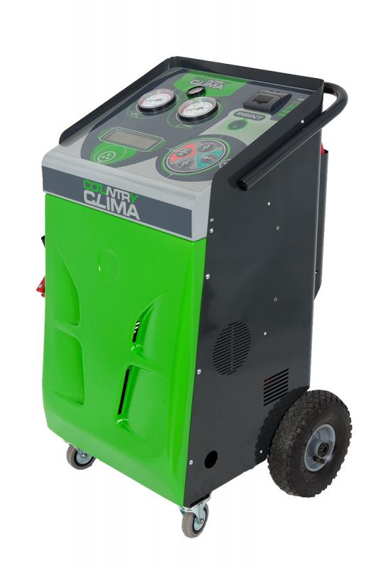 COUNTRY CLIMA BIPOWER PRINTER- установка для заправки кондиционеров, автомат