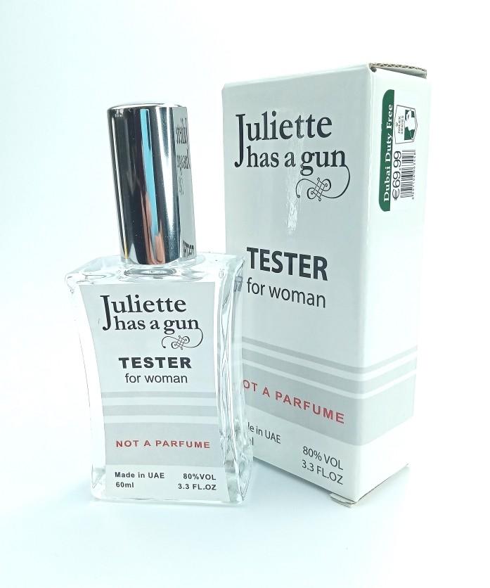 Juliette Has A Gun Not A Parfume (for woman) - TESTER 60 мл