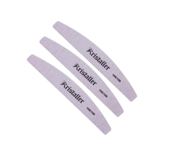 Kristaller лодка 100/180 грит, песочная, арт.1012