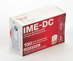 Ланцеты универсальные IME DC № 100
