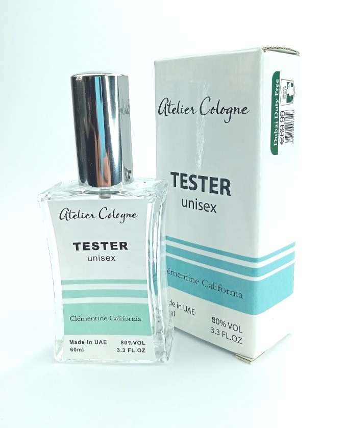 Atelier Cologne Clementine California (unisex) - TESTER 60 мл