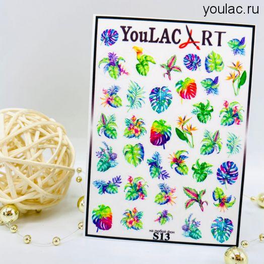 Стикер YouLAC #S13