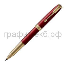 Ручка-роллер Parker Sonnet Core LaqRed GT красный лак T539 1948085
