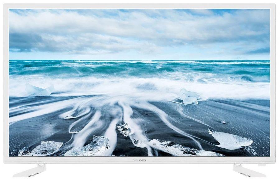 """Телевизор Yuno ULM-32TCW115 31.5"""" Белый"""