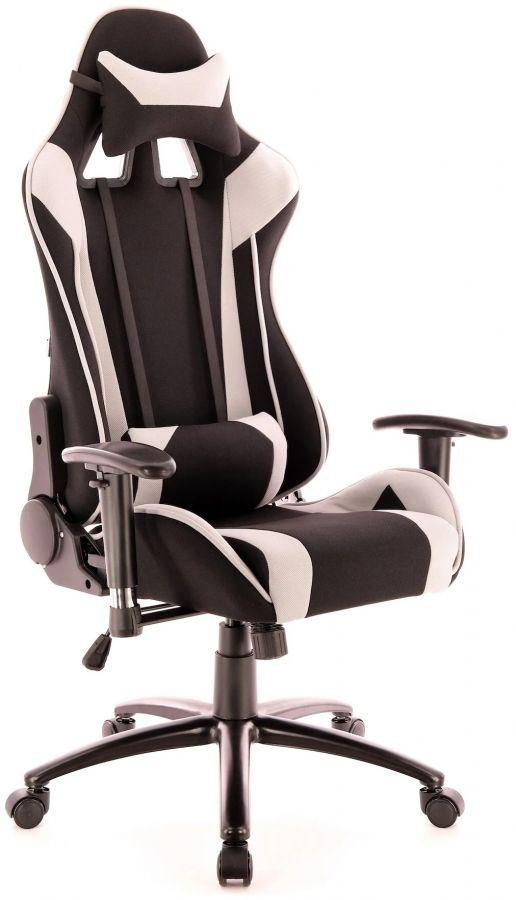 Компьютерное кресло Everprof Lotus S4 игровое Чёрный с серым