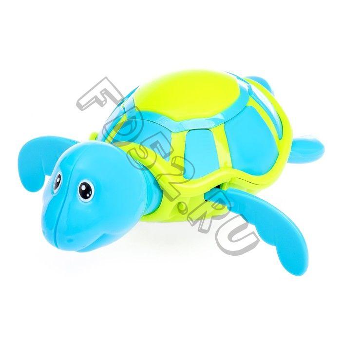 Игрушка заводная водоплавающая «Черепашка», цвета МИКС