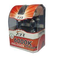 Лампы галогеновые H4 12V 55W 6000K