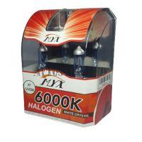 Лампы галогеновые H7 12V 55W 6000K