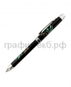 Ручка шариковая Penac Maki-E HOO-OO синяя+красная+грифель0,5мм черная