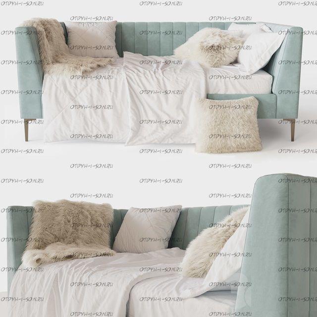 Кровать тахта Аврора 34В