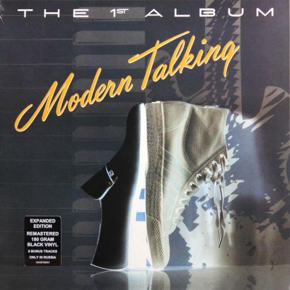 Modern Talking - The 1st Album 1885 (2020) 2LP
