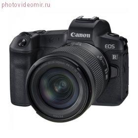 Фотоаппарат системный Canon EOS R RF 24-105 F4-7.1 IS STM