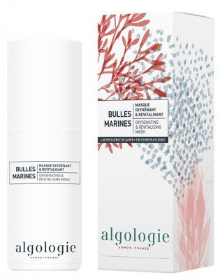 Кислородная ревитализующая маска «Морские пузырьки», Algologie (Алголоджи) 40 мл