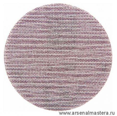 Шлифовальный материал на сетчатой синтетической основе 50 шт ABRANET 125 мм P 180 MIRKA 5423205018