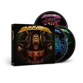 GAMMA RAY 30 years - Live anniversary [2CD/DVD]