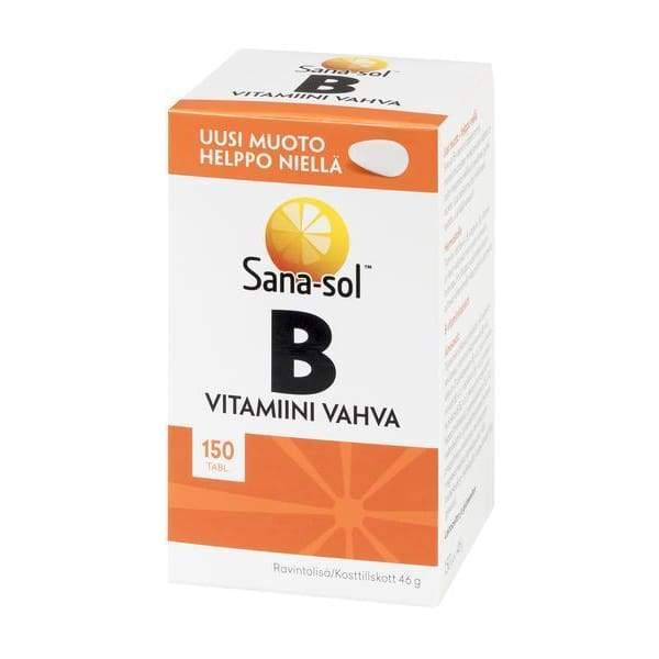 Sana-Sol vitamini B 500 mkg 150 tabl