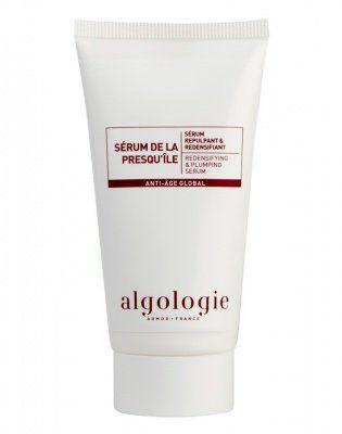 Укрепляющая сыворотка с эффектом филлера, Algologie (Алголоджи) 50 мл