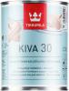 Лак для Мебели Tikkurila Kiva 30 2.7л Универсальный, Полуматовый, Акрилатный, без Запаха для Внутренних Работ / Тиккурила Кива