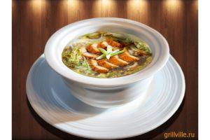 Суп Унаги-янагава 250г
